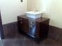 Έπιπλο μπάνιου δρύς
