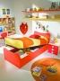 Παιδικό κρεβάτι χαμόγελο