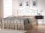 Μεταλλικό κρεβάτι διπλό
