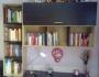 Βιβλιοθήκη mdf δρύς