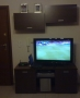 Έπιπλο τηλεόρασης σε δρύς