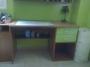 Γραφείο με 2 συρτάρια