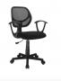 Καρέκλα γραφείου μάυρη