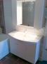 ΄Επιπλο μπάνιου με λάκα