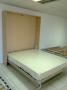 Κρεβάτι ντουλάπα διπλό
