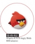 Παιδικό πόμολο Angry birds